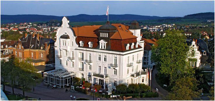 Göbels Hotel Quellenhof Bad Wildungen