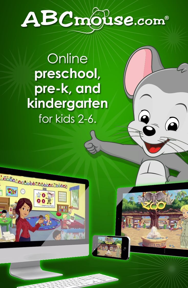 Online preschool, pre-k, and kindergarten for kids 2-6. Learn more at www.ABCmouse.com! #ABCmouse