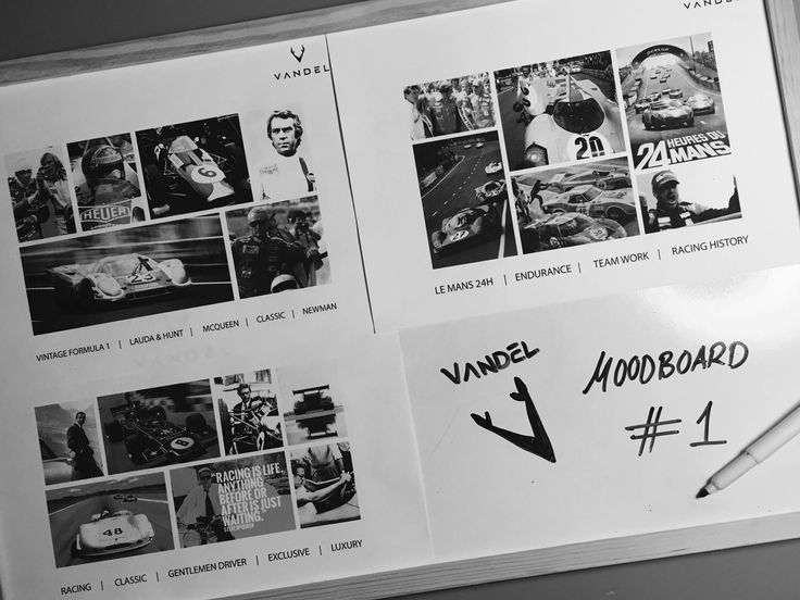 It all started here with our very first #moodboard followed by very long nights ☕️ of hard work with an amazing team, our launch is getting closer! Stay tuned!#vandelco #vandel #gentlemandriver #f1 #cars #car #f1grandprix #drivetastefully #endurance #motorsport #fashion #vintagecar #classicdriver #driver #Racing #instacar