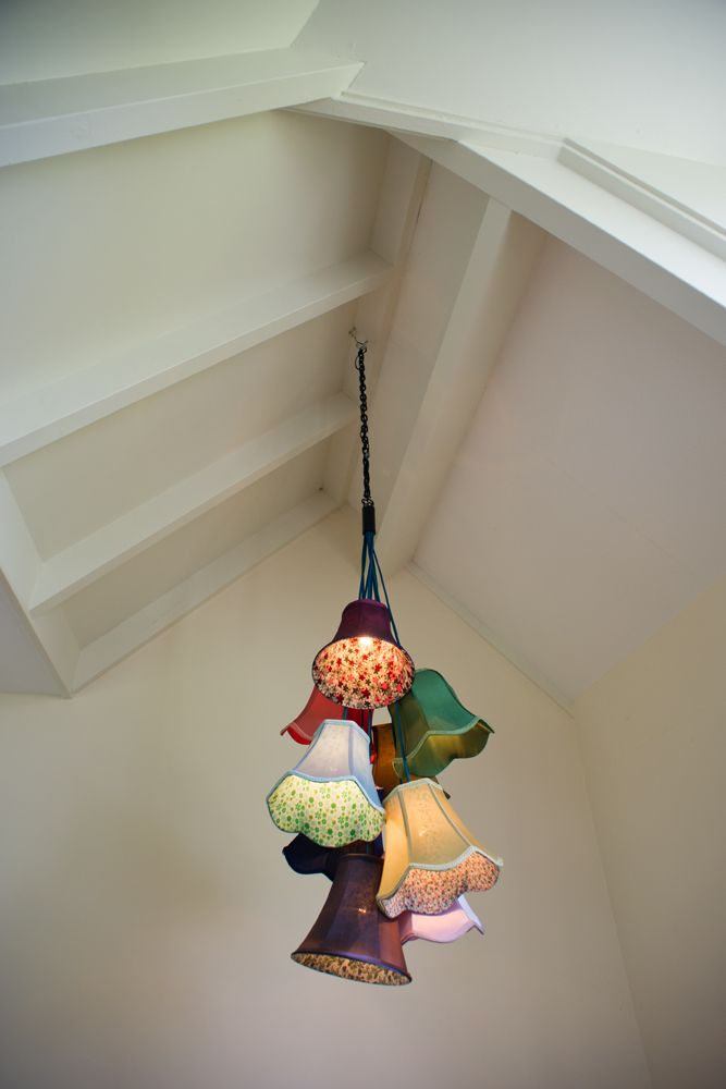 Jorinde's home, granny light, photo by Jorinde Reijnierse
