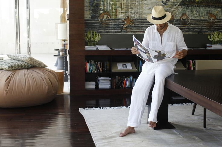 Library at Alila Villas Uluwatu - Bali