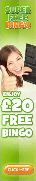 £20 FREE Bingo money, no debosit required.