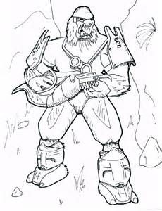 35 Halo Coloring Pages