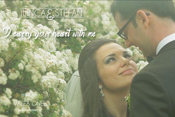 Ilinca & Stefan – I carry your heart with me – sneak peek wedding