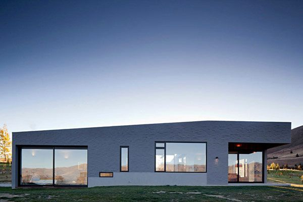 house in new zealand: Decor Home, Modern Home Design, Paterson Architects, Glamuzina Paterson, Lakes Hawea, Interiors Design, Modern Houses, Brick Interiors, Modern Homes