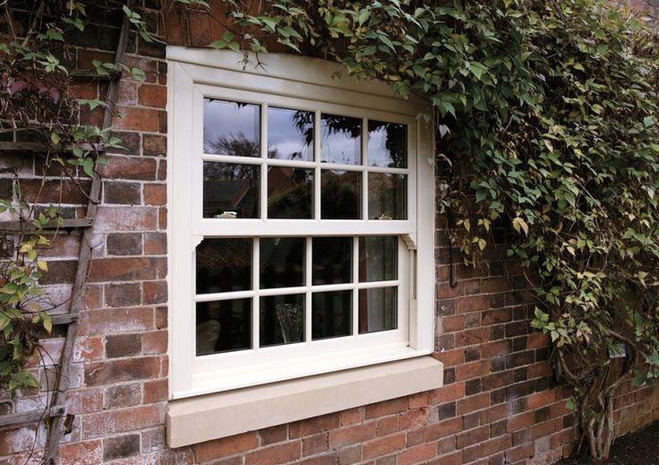 UPVC Vertical Sliding Sash Windows | Eurocell http://www.eurocell.co.uk/homeowners/27/vertical-sliders-1
