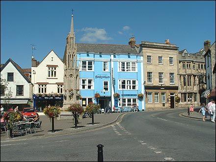 glastonbury uk | BBC - Somerset - In Pictures - Glastonbury town