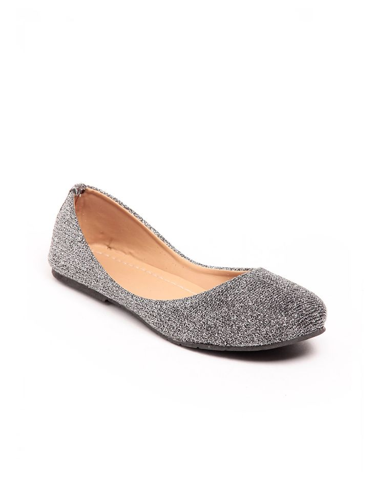 Buy Do Bhai Women Grey Ballerinas - 444 - Footwear for Women from Do Bhai at Rs. 499