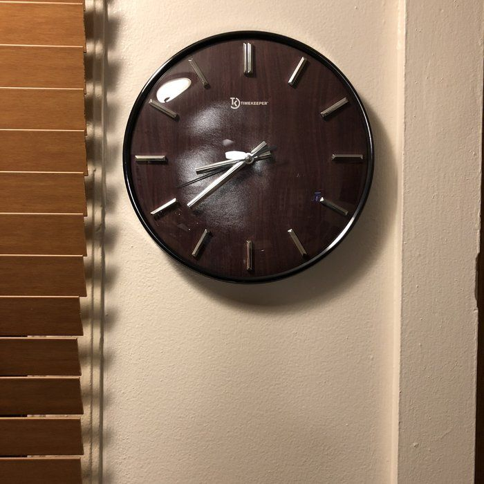 Hastings 11 Wall Clock Reviews Allmodern Wall Clock Contemporary Wall Clock Wall Clock Design