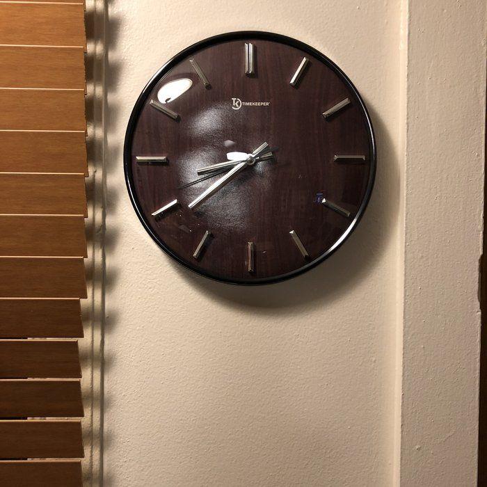 Hastings 11 Wall Clock Reviews Allmodern Wall Clock Contemporary Wall Clock Wall Clock Design