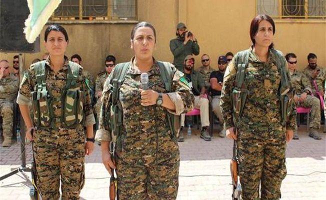 PKK ÖRGÜTÜ DOSYASI : Amerikan askerleri rahat durmuyor şimdi de