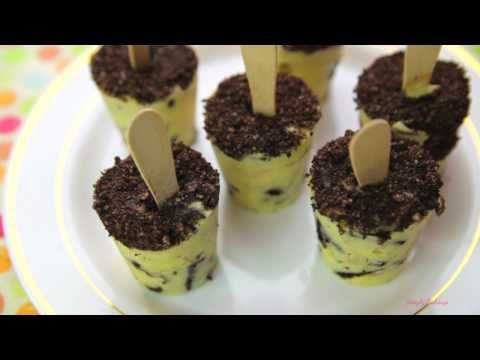 3 Ingredient Oreo Popsicle Quick & Easy - Simply Bakings