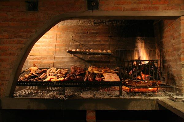 Parrilla (Argentina Grill) a must in our future home!! Best food I have ever had in my life.