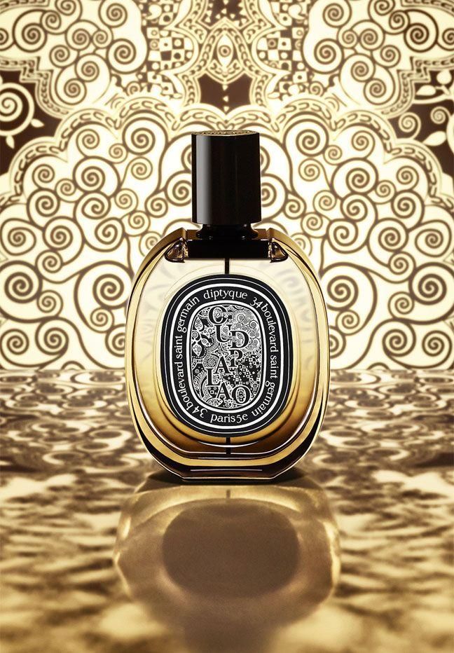 Oud Palao : La nouvelle Eau de Parfum de diptyque.