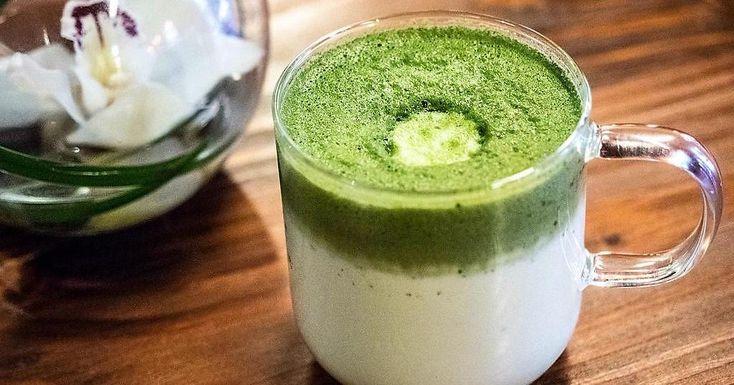 ¿Qué es el té verde matcha?