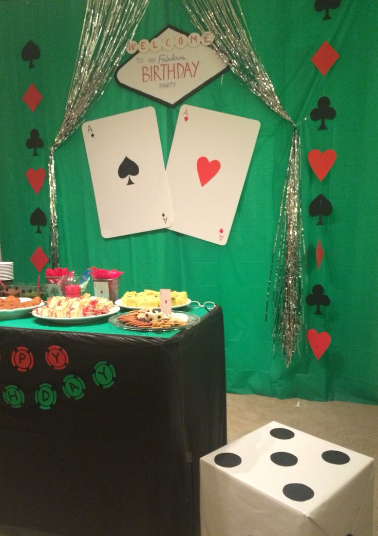 Casino or Las Vegas theme