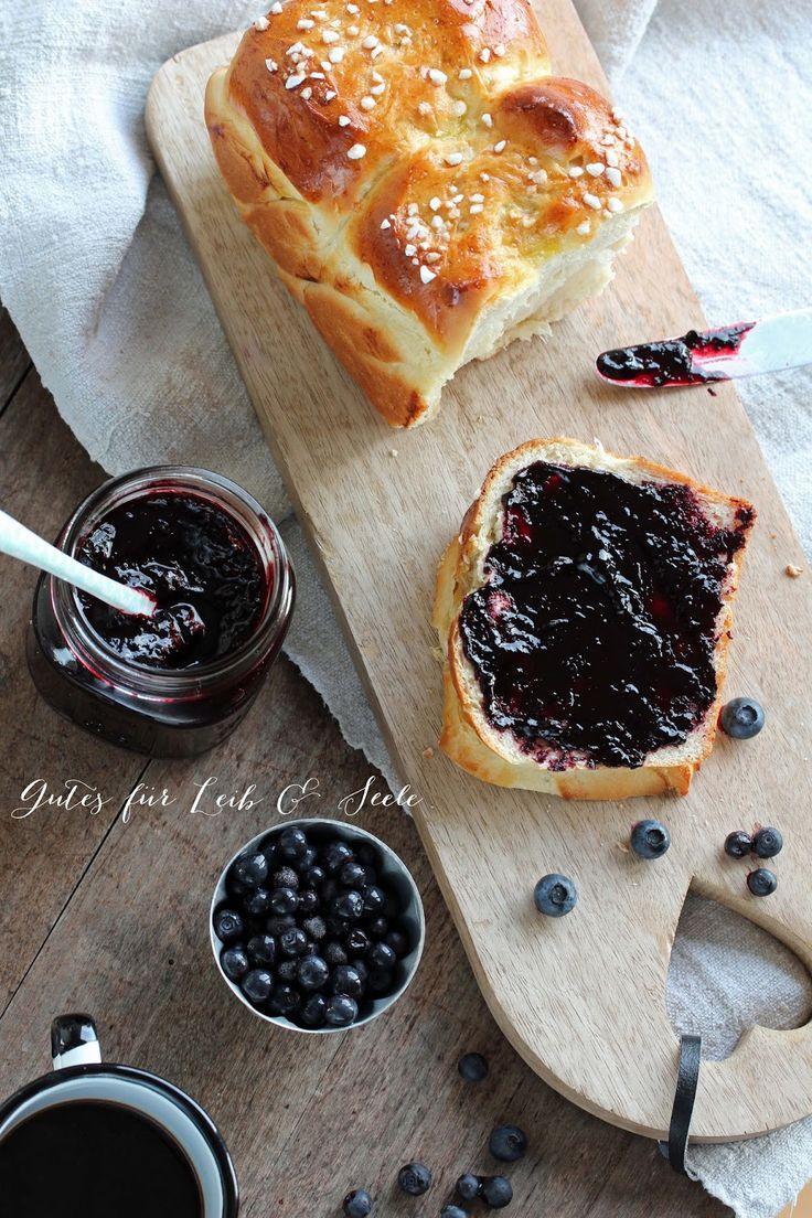 Gutes für Leib & Seele: Moosbeer-Marmelade