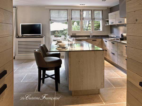 Las 25 mejores ideas sobre peque as cocinas r sticas en for Cocinas rusticas blancas