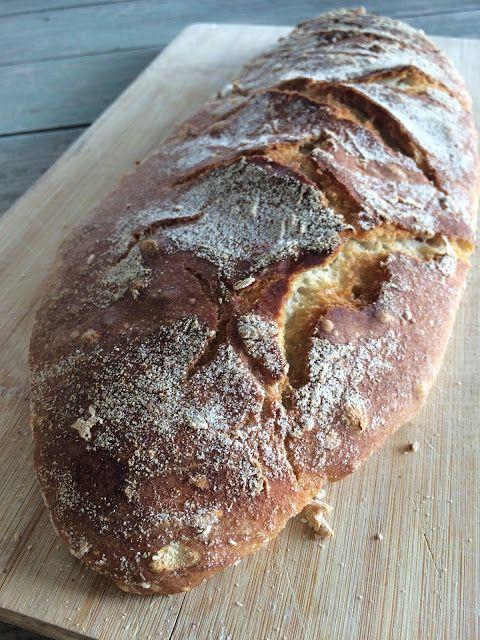 Cuisine companion ; como fazer pão, Pão mais fácil do mundo, Pão caseiro