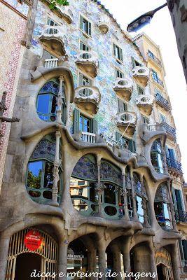 Casa Batlló - Barcelona - Espanha