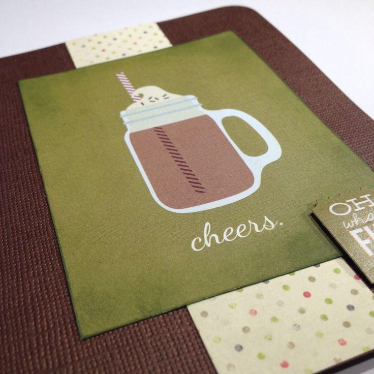 Cheers Xmas card