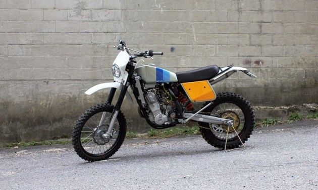Custom KTM 450 EXC | Sometimes Nothing...