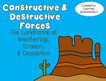 weathering and erosion venn diagram power window wiring diagrams best 25+ deposition geography ideas on pinterest | erosion, earth system science ...