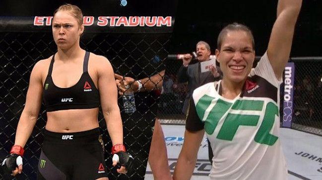 Ronda Rousey vs. Amanda Nunes   UFC 207 Weigh-In