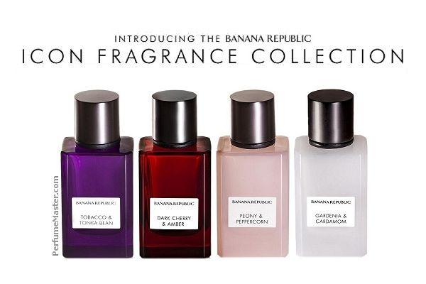 banana republic perfume set
