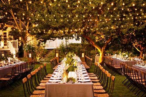 20 DICAS de Como Organizar um Almoço de Casamento