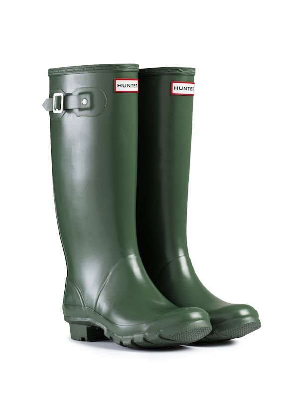 Huntress Wider Calf Rain Boots | Hunter Boot Ltd -- I love the wide calf ones