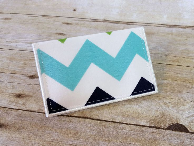 Women's Slim Pocket Wallet ~ Cute ID Card Case for Teens, Business Owners, Coworker, Gift Cards, Debit Cards ~ Fabric Business Card Holder