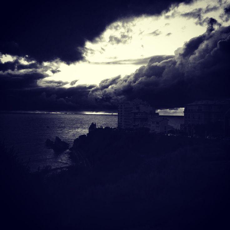 Biarritz..