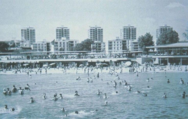 Ataköy Sahili (1970ler) #istanbul #istanlook
