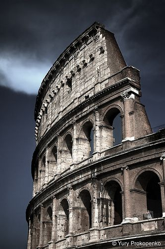 Colosseo, Italy Rome, beautiful!