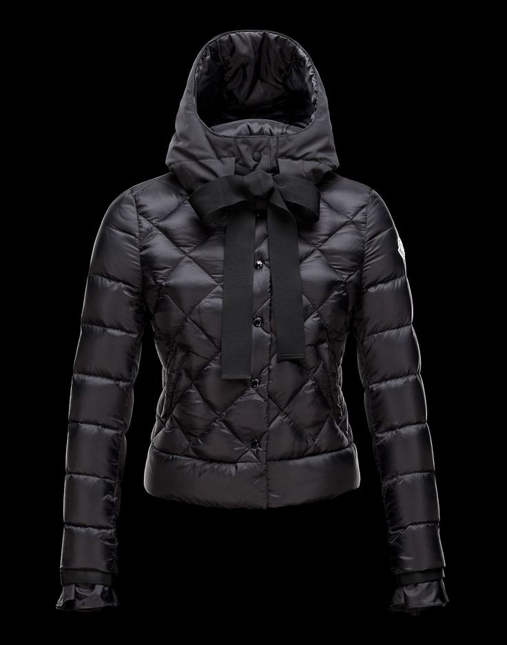MONCLER S Women - Fall/Winter 12 - OUTERWEAR - Jacket - MISA www.be warm  winter, we need warm coat ,so mordern down coat, my best loved moncler.