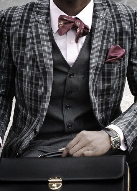 Elegant #menssuit #menselegantstyle