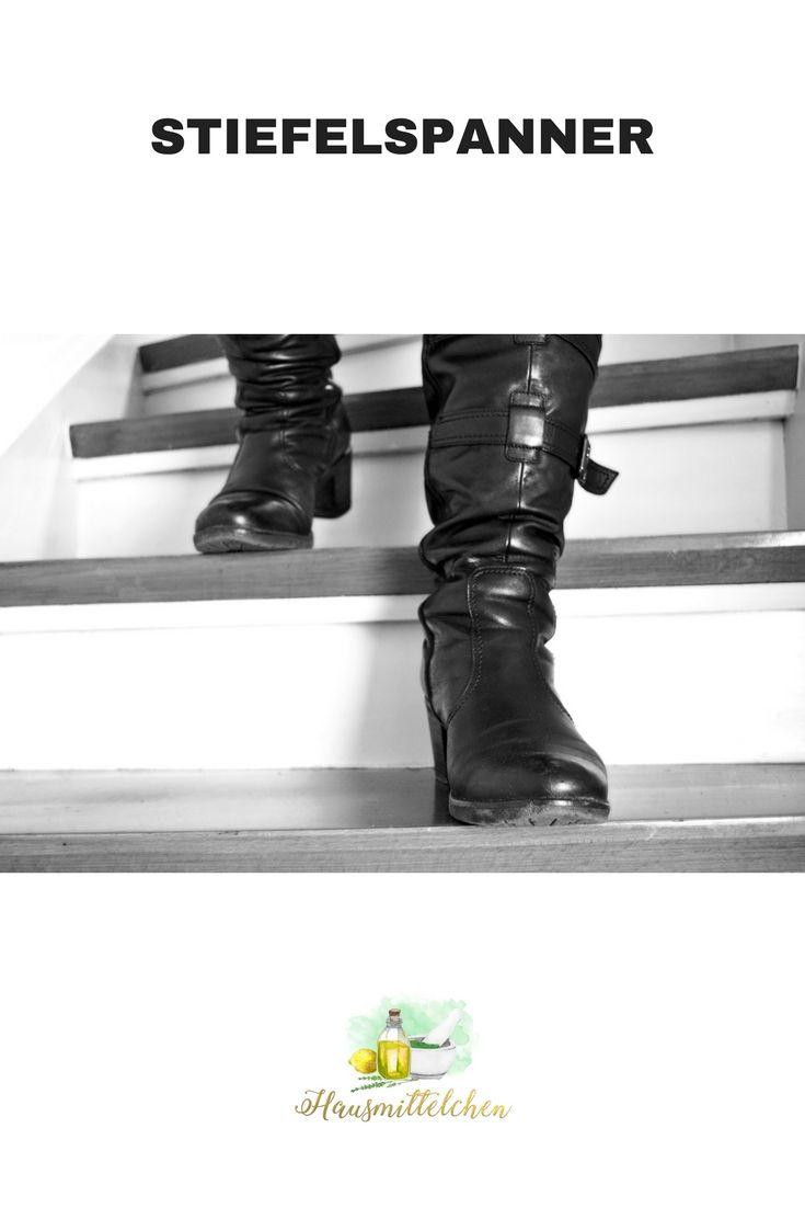 Ein Tipp für selbstgemachte Stiefelspanner #tipps #haushalt #einfach #hack #diy #easy