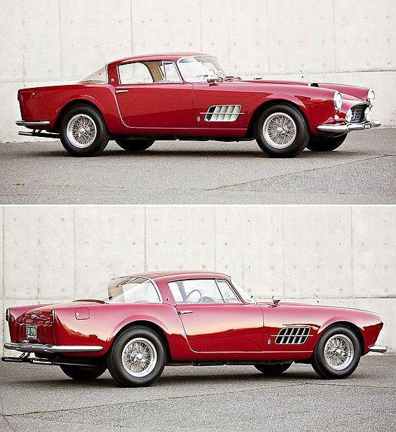 410 Superamerica Series 1 Coupé 1956- one of only 16