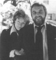 Maggie Smith & Beverley Cross