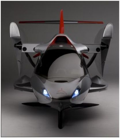 Jack of All Hobbies: The Icon A5 - A Light Sport Aircraft and a Transformer?
