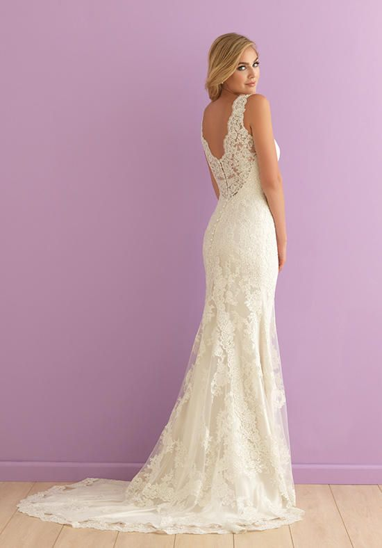 Allure Romance 2901 Wedding Dress - The Knot