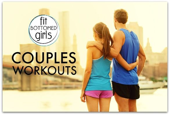 7 workouts for couples!