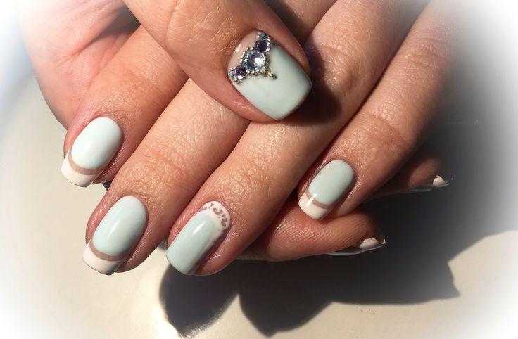 #nails #nailart #shellac