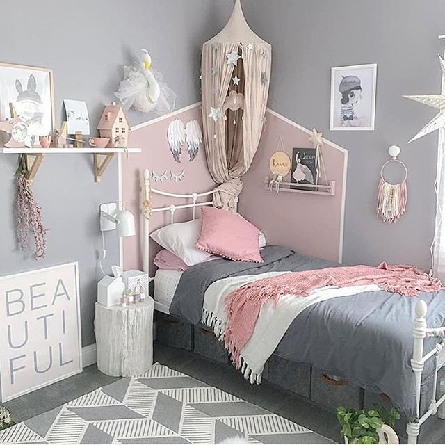 Best 220 Best Rooms For Girls Images On Pinterest Baby Ideas 640 x 480