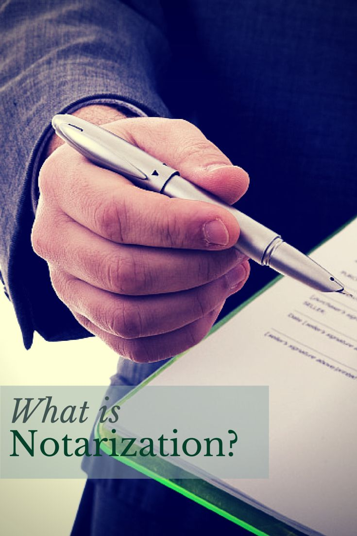 Do you know the difference notarial acts?