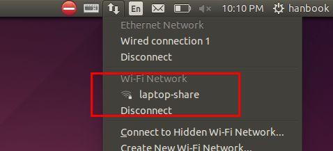 Como compartilhar sua conexão de Internet com dispositivos Android no Ubuntu 14.04 - Blog do Edivaldo