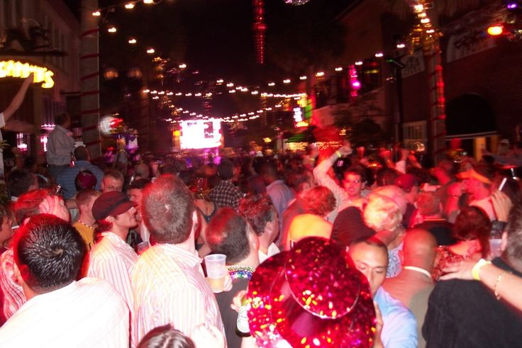 New Years Eve Parties in Downtown Orlando