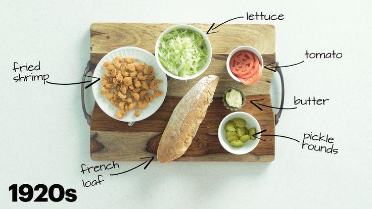 ここまで変わったサンドイッチの100年