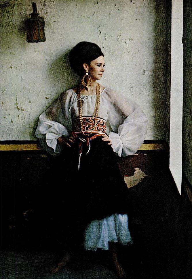 gypsy....bohemian....